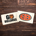Bulldog Rally Towels
