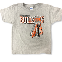 Toddler Sports Grey Gildan Mum Tees