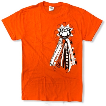 Orange Gildan Mum Tees