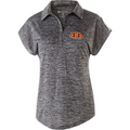 Ladies Electrify 2.0 Polo with Double Bs