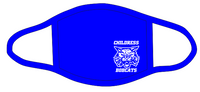 Childress Bobcats Face Masks