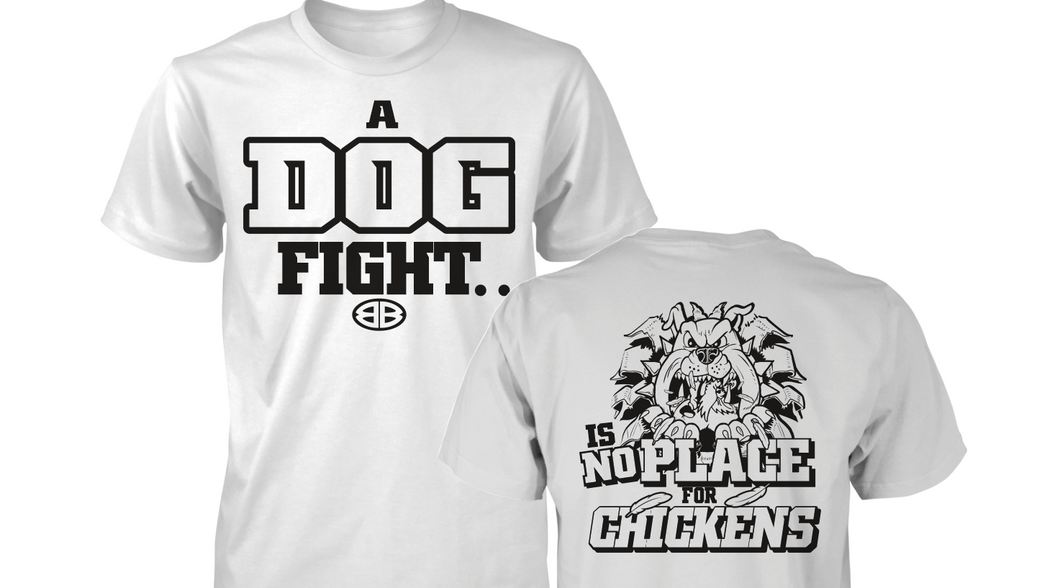 Dog Fight Tees