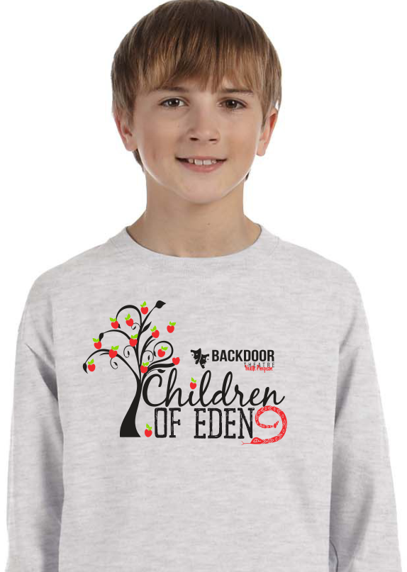 Children of Eden Fundraiser Shirts