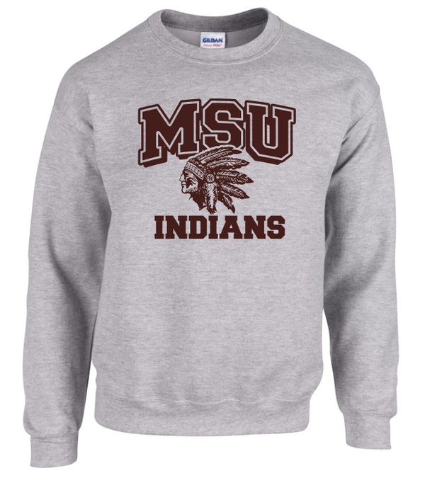 MSU Indian Sweatshirt