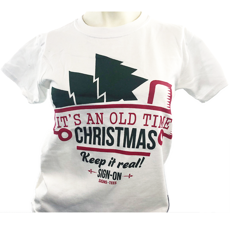 **CLOSEOUT*** Old Time Christmas