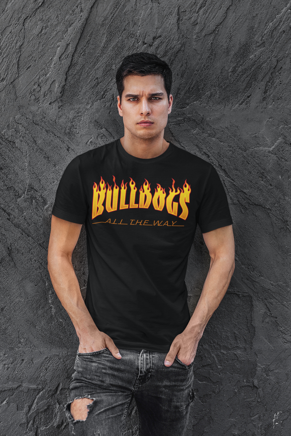 Bulldogs Thrasher Inspired Tee