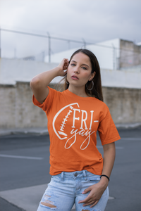 Football Fri-Yay Tee