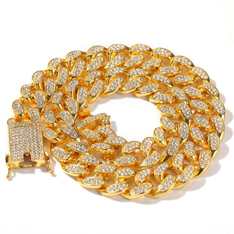Gold Cuban Chain