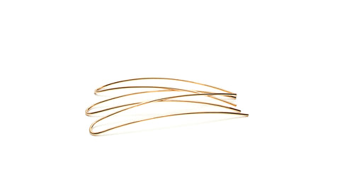 French Hair Pins: Été