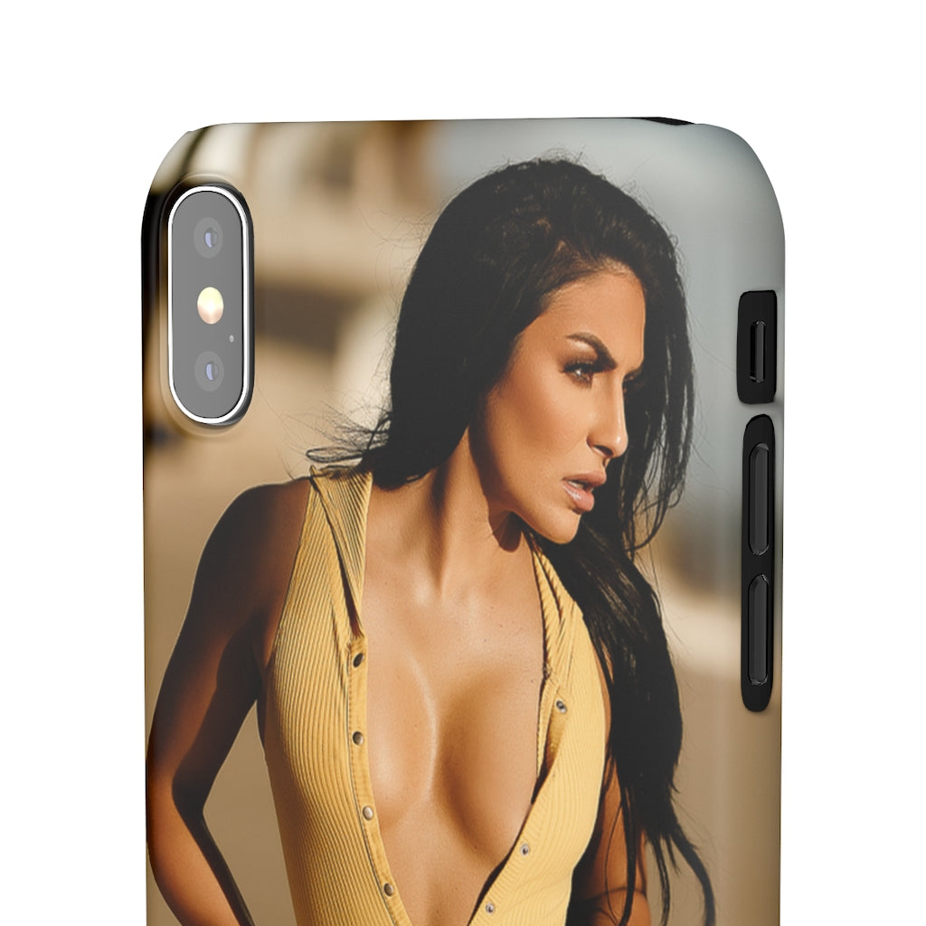 Daria Berenato Phone Snap Cases