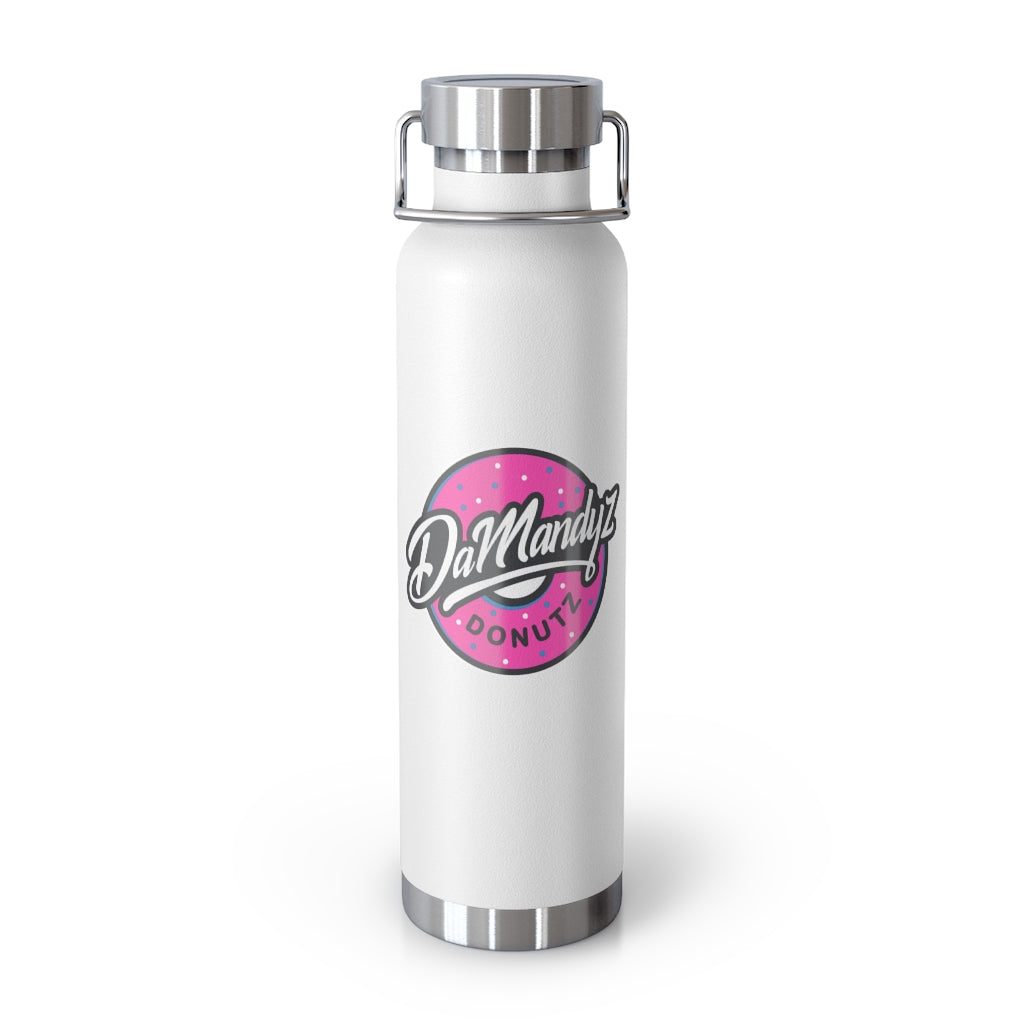 Damandyz Logo 22oz Vacuum Insulated Bottle