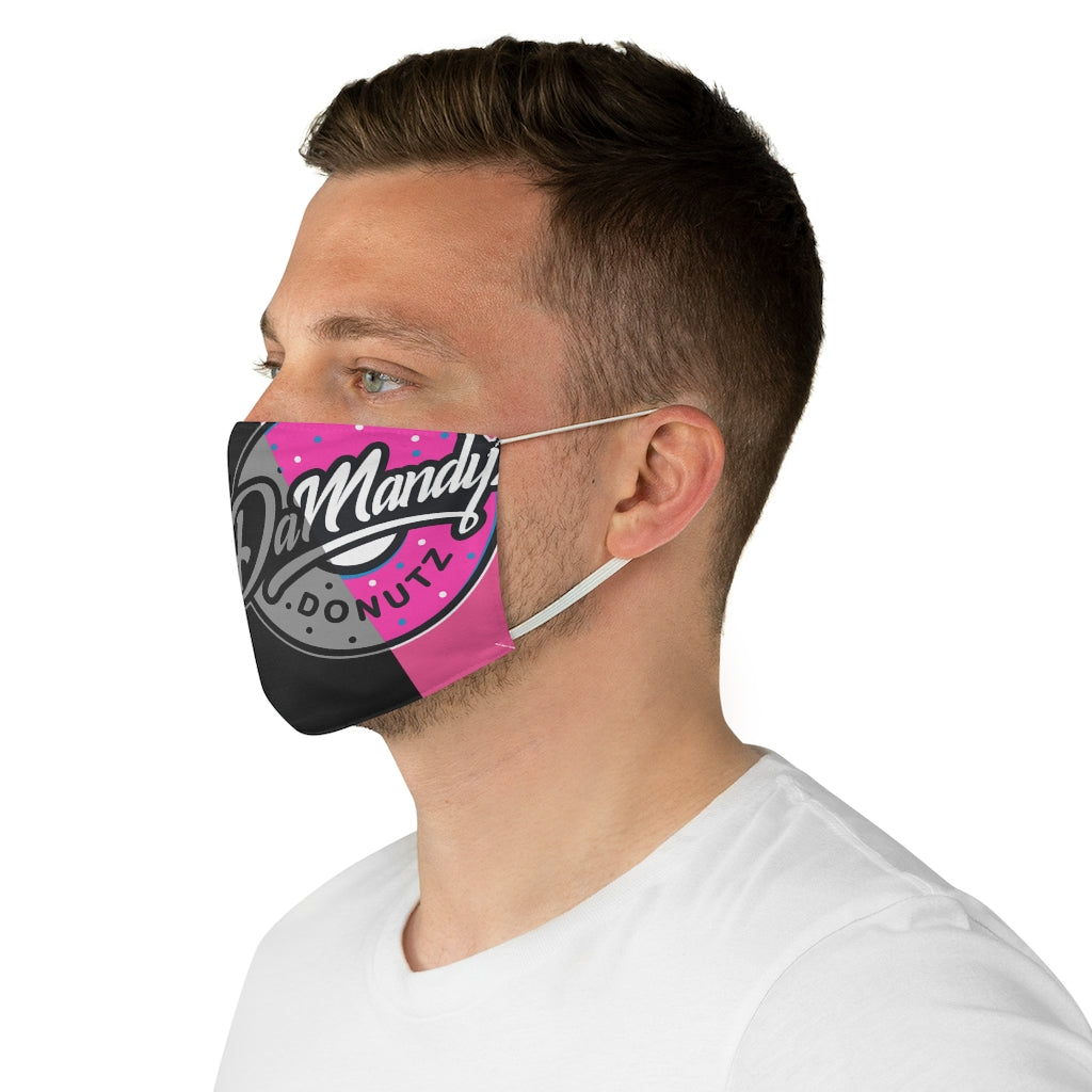 DaMandyz Split Logo Fabric Face Mask