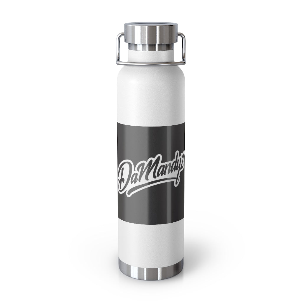Damandyz 22oz Vacuum Insulated Bottle