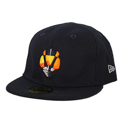 Infants' Las Vegas Aviators New Era Aviator My 1st On-Field Home Navy 59Fifty Fitted Hat