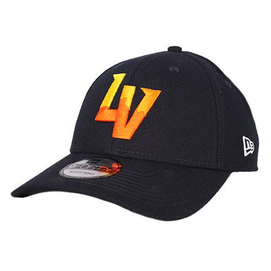 Las Vegas Aviators New Era LV Navy 9Forty Velcroback Hat