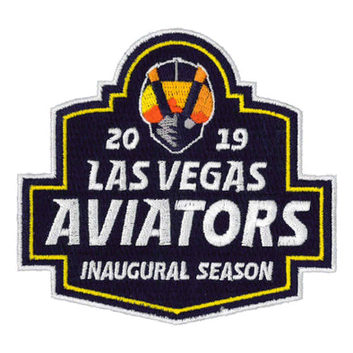 Las Vegas Aviators Emblem Source 2019 Inaugural Season Patch