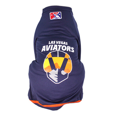 Pets' Las Vegas Aviators All Star Dogs Primary Logo Navy Jersey
