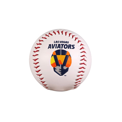 Las Vegas Aviators Rawlings Primary Logo Replica Baseball