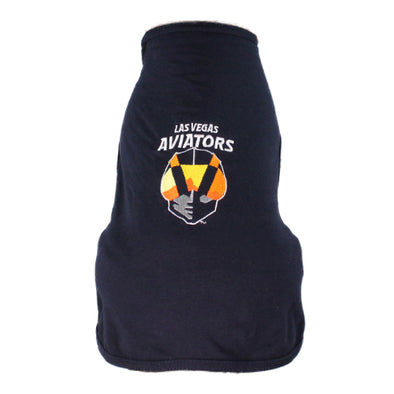 Pets' Las Vegas Aviators All Star Dogs Primary Logo Navy Tee