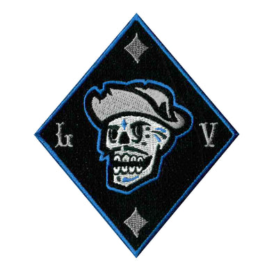 Las Vegas Reyes de Plata Emblem Source Sleeve Patch