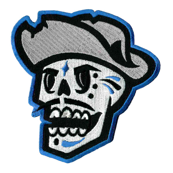 Las Vegas Reyes de Plata Emblem Source Skull Patch