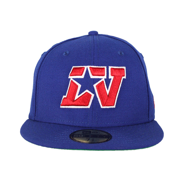 Las Vegas Stars New Era Blue/Red 59Fifty Fitted Hat