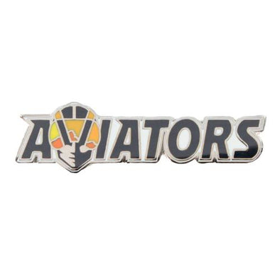 Las Vegas Aviators Pro Specialties Group Aviators Lettering Pin