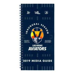 Las Vegas Aviators 2019 Inaugural Season Media Guide