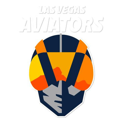 Las Vegas Aviators Wincraft Primary Logo Decal