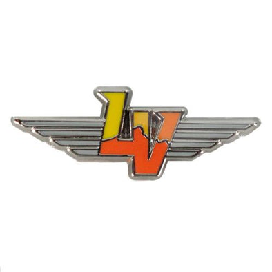 Las Vegas Aviators Pro Specialties Group Winged LV Pin