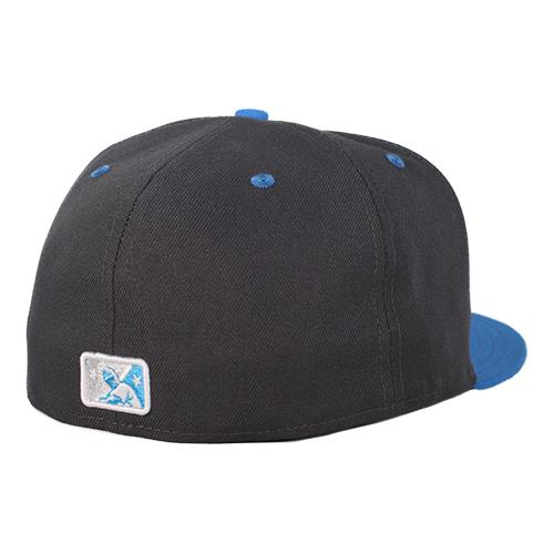 Las Vegas Reyes de Plata New Era On-Field ALT1 Graphite/Blue 59Fifty Fitted Hat