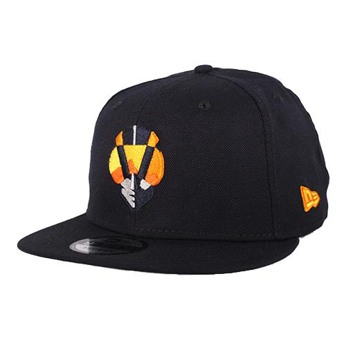 Las Vegas Aviators New Era Aviator Navy 9Fifty Wool Snapback Hat