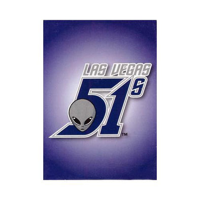 Las Vegas 51s Multi-Ad Sports 2014 Team Baseball Card Set