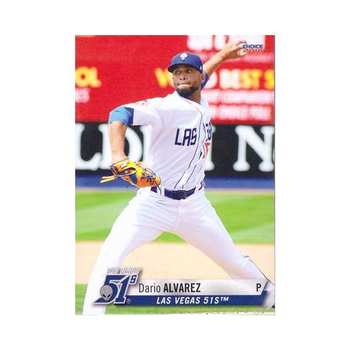Las Vegas 51s Choice SportsCards 2016 Team Baseball Card Set