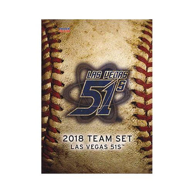 Las Vegas 51s Choice SportsCards 2018 Team Baseball Card Set