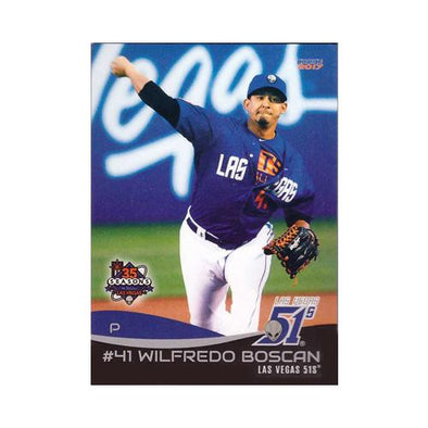 Las Vegas 51s Choice SportsCards 2017 Team Baseball Card Set