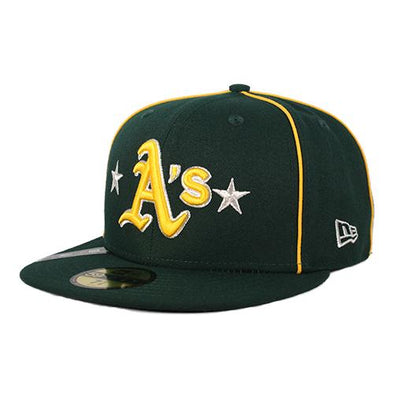 Oakland Athletics New Era 2019 All Star Game No Patch 59Fifty Fitted Hat
