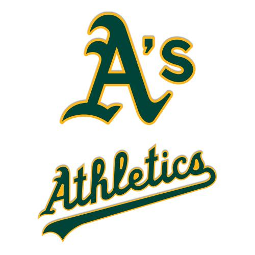 Oakland Athletics Wincraft A's/Athletics Decal