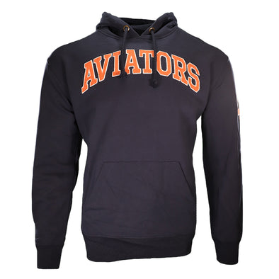 Men's Las Vegas Aviators '47 Brand Aviators Atlas Striker Navy Hoodie