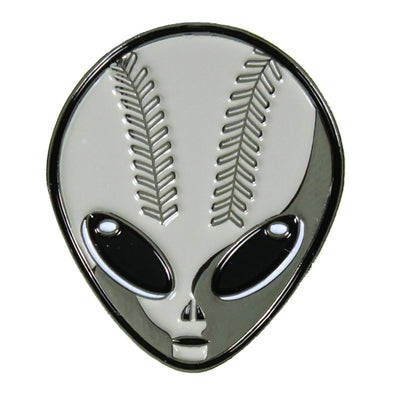 Las Vegas 51s Wincraft Alien Head Pin