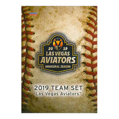 Las Vegas Aviators Choice SportsCards 2019 Team Baseball Card Set