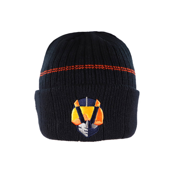 Las Vegas Aviators New Era On-Field Batting Practice Navy Sport Knit Beanie