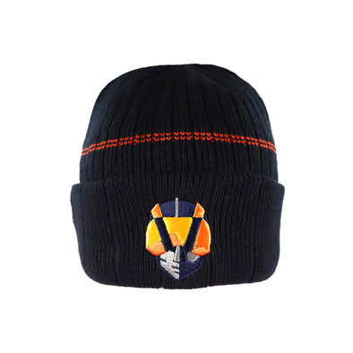 Kids' Las Vegas Aviators New Era On-Field Batting Practice Navy Sport Knit Beanie