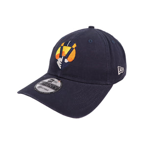 Las Vegas Aviators New Era Home Navy 9Twenty Strapback Hat