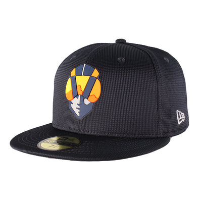 Las Vegas Aviators New Era Aviator Clubhouse Navy 59Fifty Fitted Hat