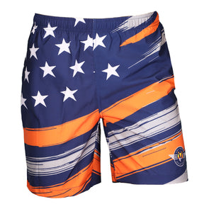 Men's Las Vegas Aviators FOCO Americana Swimming Trunks