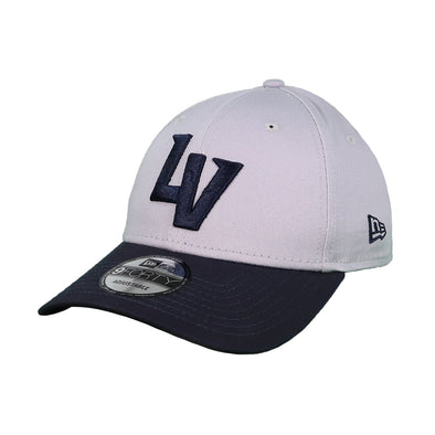 Las Vegas Aviators New Era LV Clutch Gray/Navy 9Forty Snapback Hat