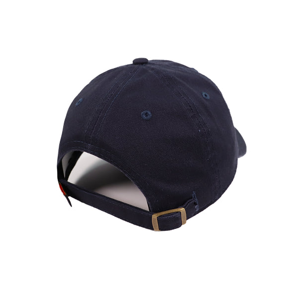 Las Vegas Aviators New Era Aviator Casual Classic Navy Strapback Hat
