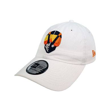 Las Vegas Aviators New Era Aviator Casual Classic White Strapback Hat
