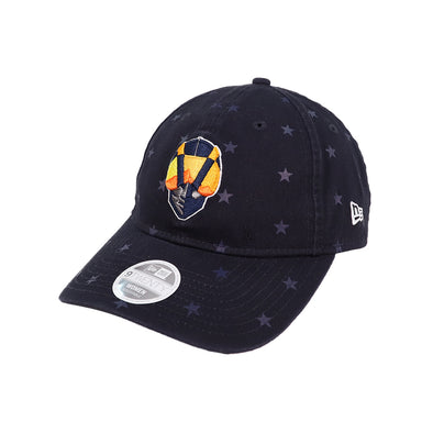Women's Las Vegas Aviators New Era Aviator Star Navy 9Twenty Strapback Hat